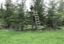 Home Built Deer Hunting Stands