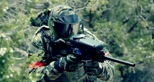 Tippman-paintball-guns-player
